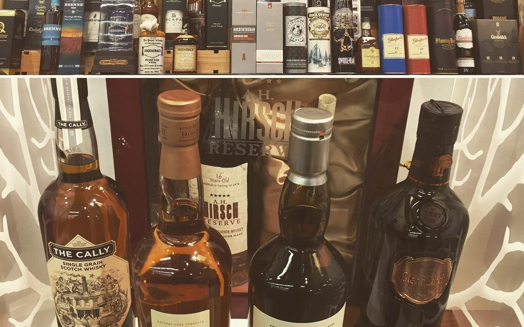 Looking for high end & hard to find scotch for Christmas gifts? We've got you…