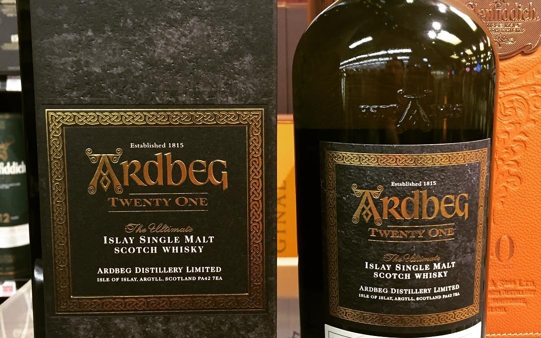 Looking for @ardbeg twenty one year? We have it at our Perkins Rd location! Not…