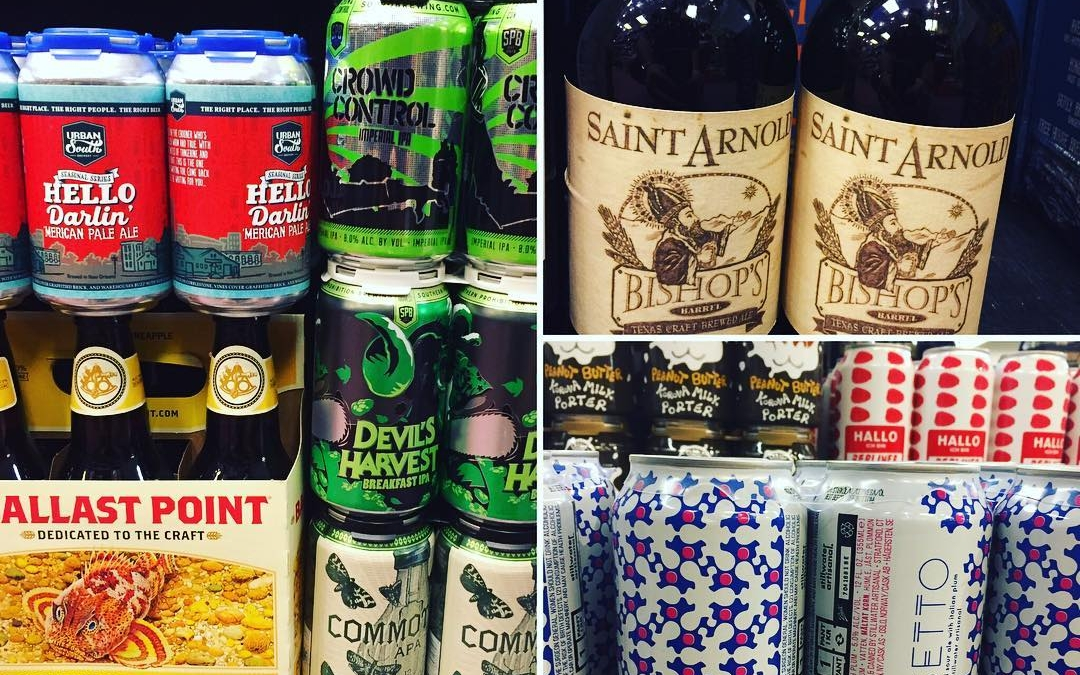 New brews and fresh batches are available at our Perkins Rd location! Too much to…