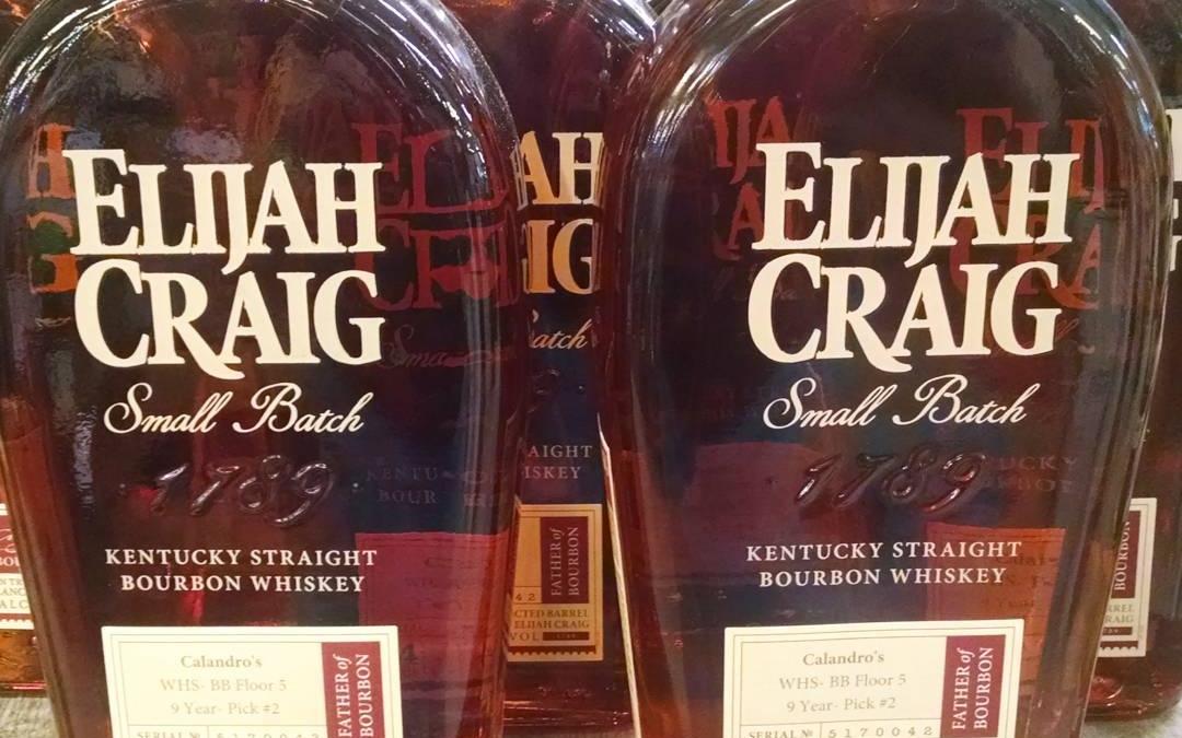 New @elijahcraig Barrel Pick in stock at our Perkins location! The last barrel went quick,…