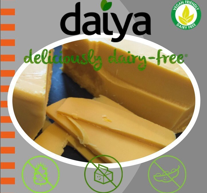 NOW Available! @daiyafoods #dairyfree #soyfree #glutenfree Cheese ????. Find it at our Perkins location. #calandrosmkt…