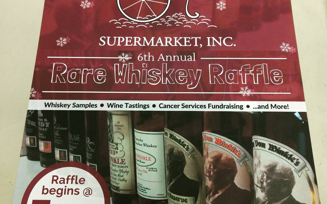 Mark 'dem calendars y'all…????*clink*???? #merrychristmas #bourbon #spirits #pappy #btac #6thannual #rarewhiskeyraffle #cancerservices #whiskeytasting #winetasting #beertasting…