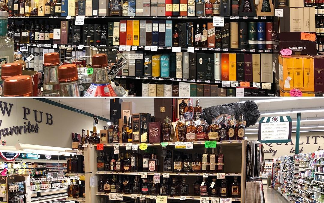 Looking for the perfect gift? We have the largest whiskey selection in Baton Rouge at…