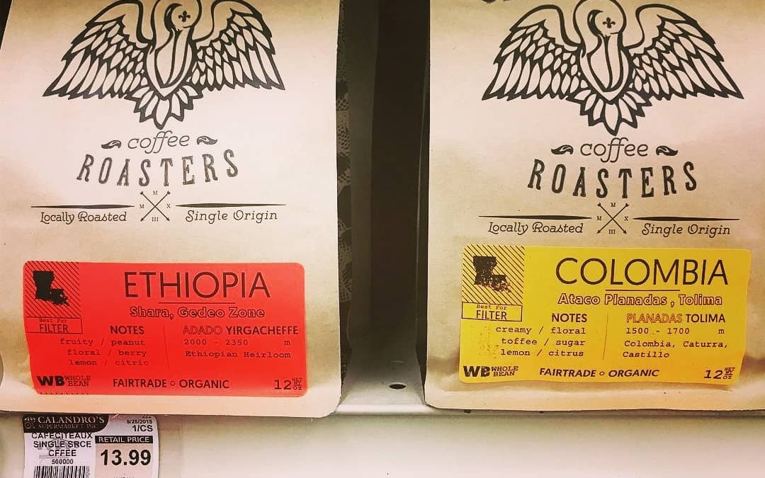 Grab some of BR's best & freshest coffee for friends and family on those early…