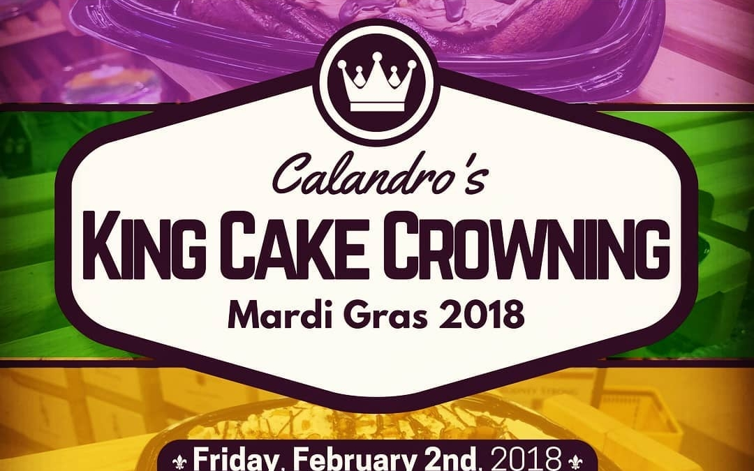 Don't forget – King Cake & Mardi Gras #spirits tastings, @officialbarqs #rootbeer #floats, along with…