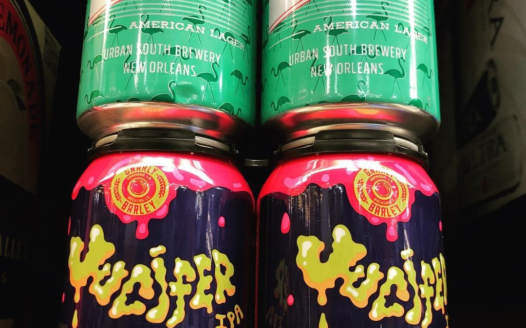 Looking for some pink, delicious parade beers for Spanish Town tomorrow? We got you covered…