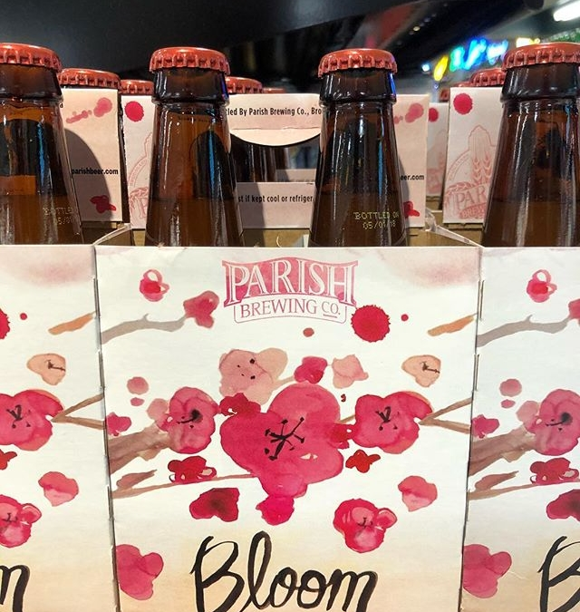Still looking for @parishbrewingco Bloom IPA? We have a few cases left at our Perkins…