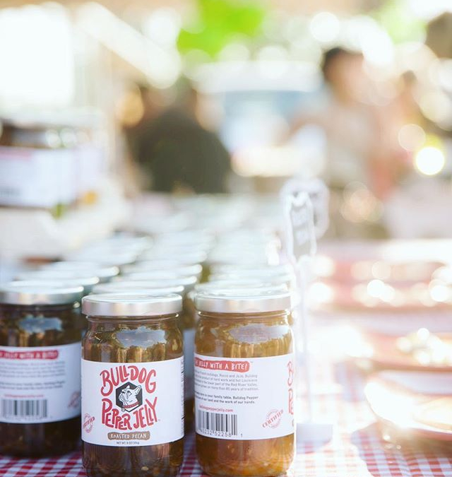Need a little pep in your step ?!? @bulldogpepperjelly is a great way to do…