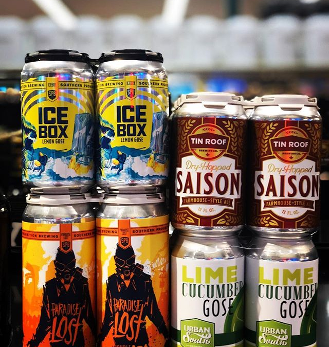 New brews and the return of some older, hard to find ones now available at…