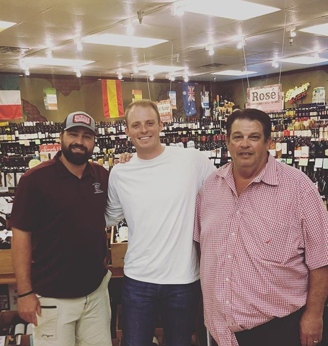 Look who stopped by today! Just another whiskey nerd like us… nothing to see here!…