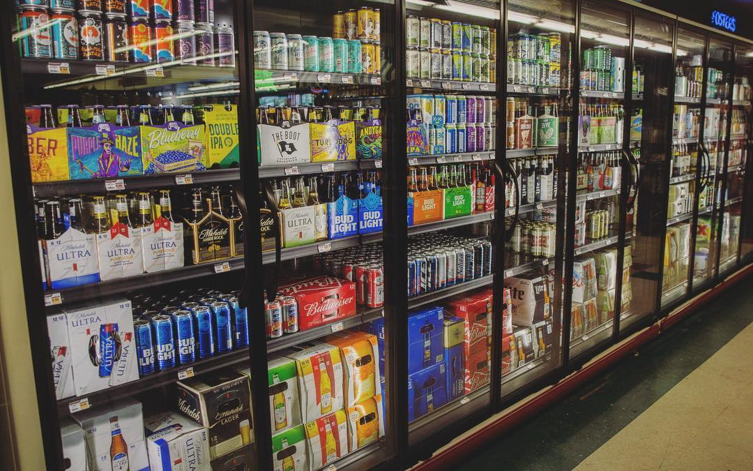 Have you seen our brand new expanded beer cases at Calandro's in Mid City ?!…