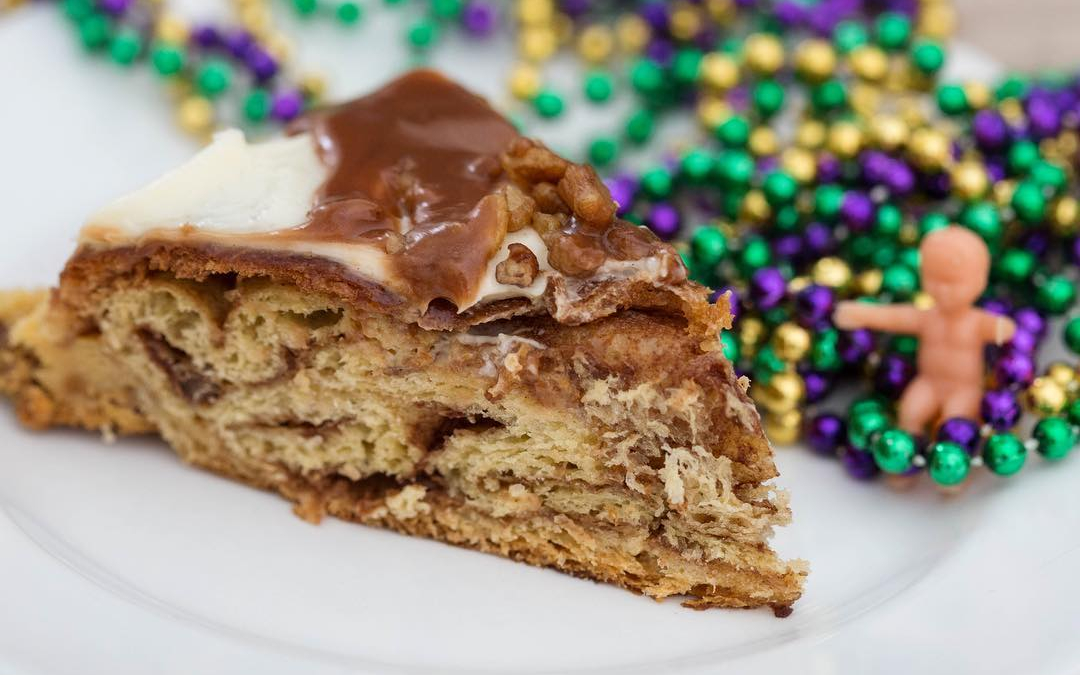 Making your Monday's a little better from now until Lundi Gras with a Monday morning…
