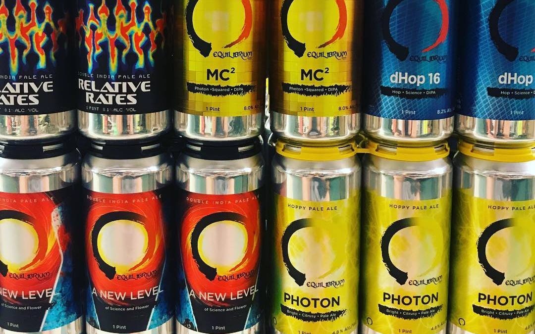 @eqbrewery is now available at our #midcitybr location! #beer #freshhops #newbrewtuesday