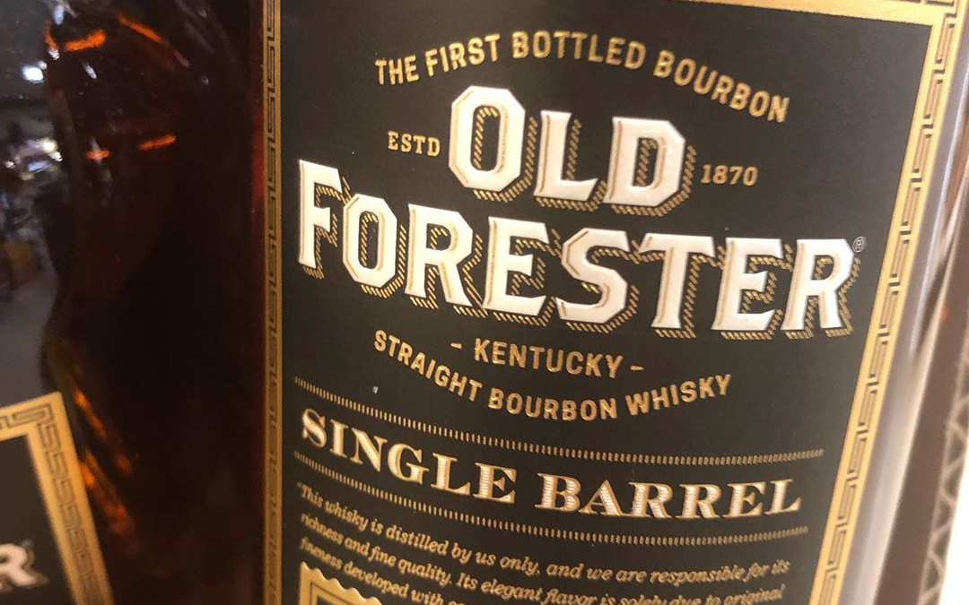 @oldforester Single Barrel special selection for the New Orleans Bourbon Festival is now in stock…