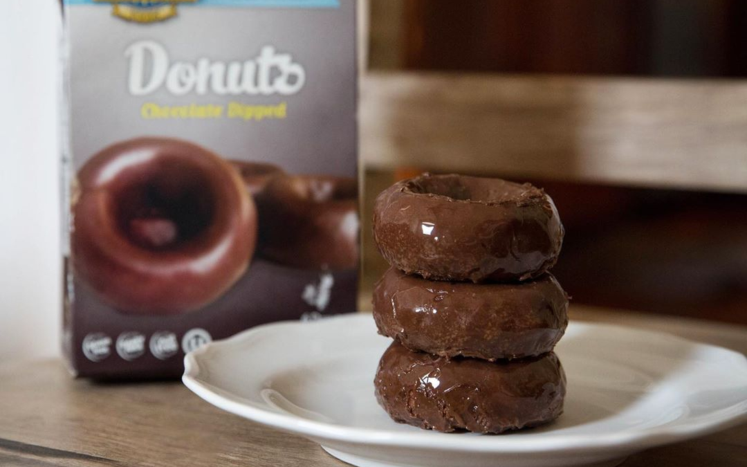 D O N U T stop by Calandro's without adding these chocolatey delicious gluten free…