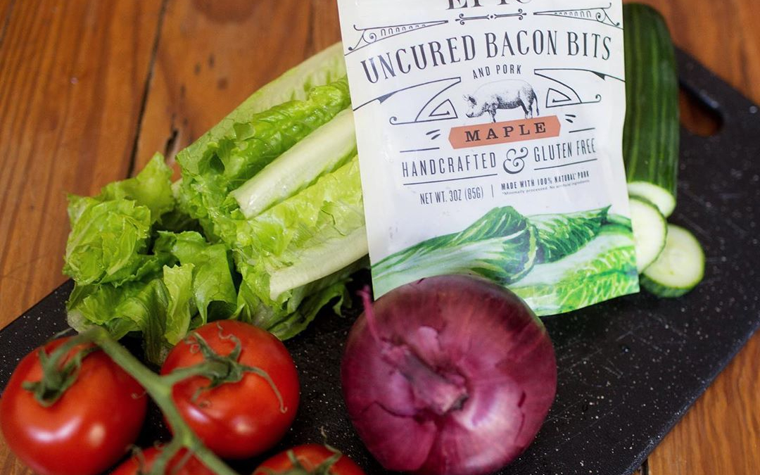 Make your salad #EPIC with maple bacon bits from @epicbar 🥗🥓 You probably know all…