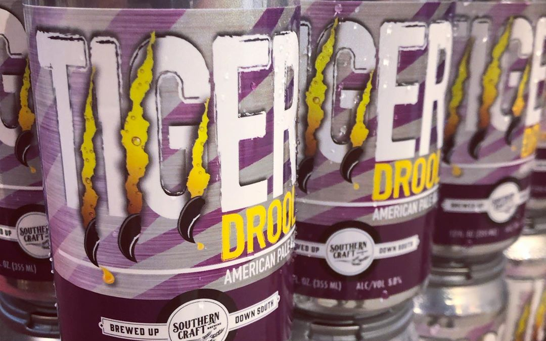 @socraftbeer Tiger Drool American Pale Ale is now in stock at our Perkins Rd location!…