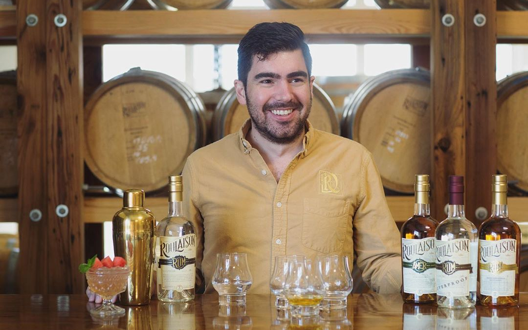 """It's """"Louisiana Craft Spirits Week"""" this week so to celebrate the statewide celebration of craft…"""