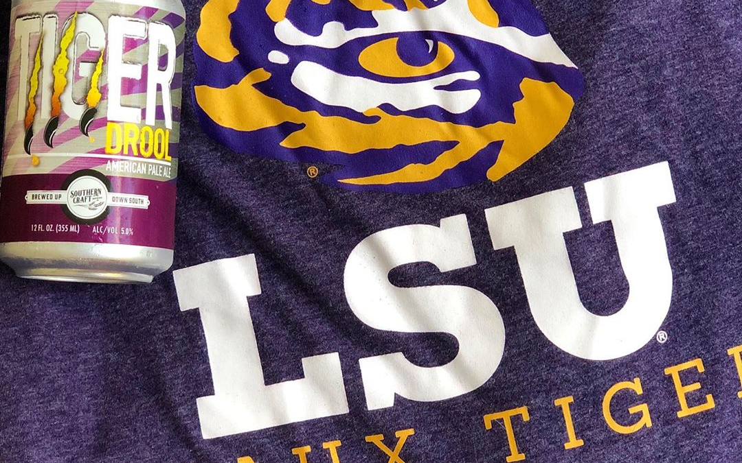 Forgot your #lsu koozie out at the tailgate this morning ?! No big deal if…