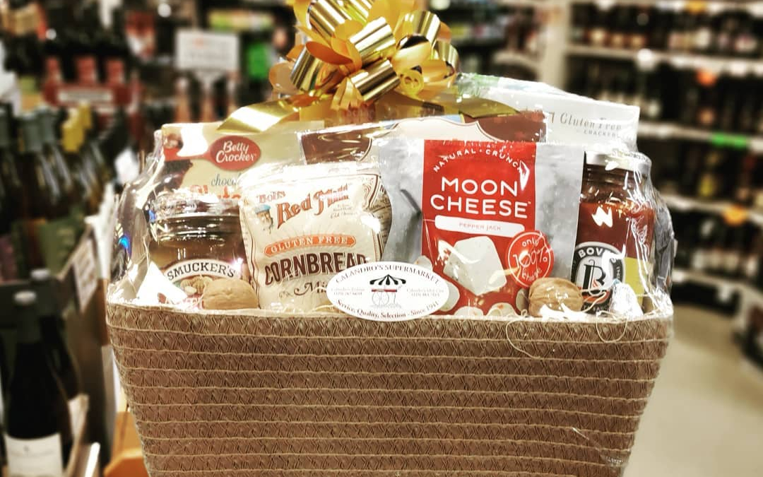 Don't sleep on our custom, handmade Christmas / Hanukkah / holiday baskets y'all! Anything your…