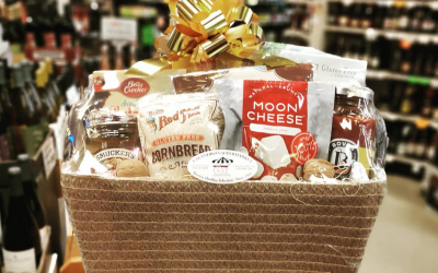 Don't sleep on our custom, handmade Christmas / Hanukkah / holiday baskets y'all! Anything your…