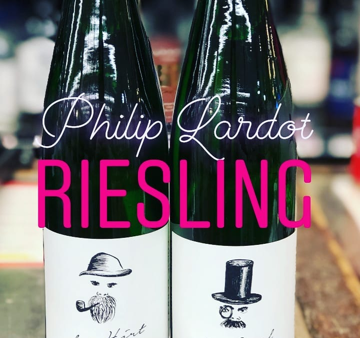 We're very excited to offer two Rieslings from one of the most exciting modern producers…