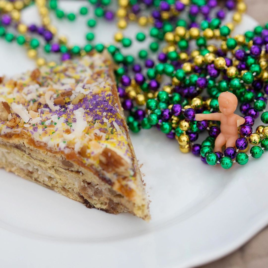 Carnival Season is here. Y'all know what that means … king cakes are here in…