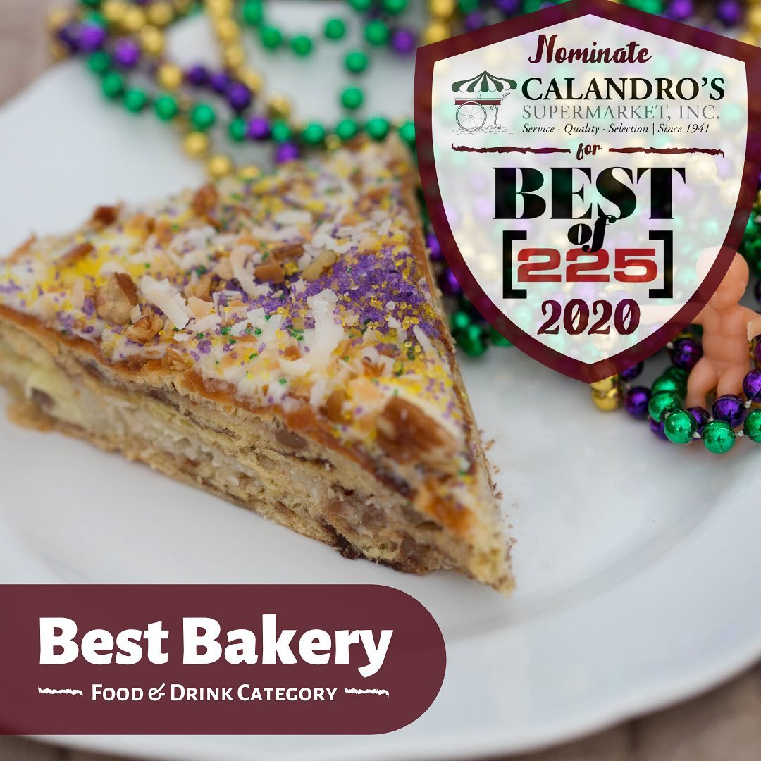 There so many categories you can nominate Calandros as your fave for #bestof225 !! Like…