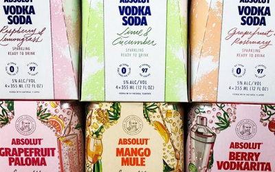 @absolutvodka premixed canned cocktails are now available at our Perkins Rd location! Perfect summer drinks!…