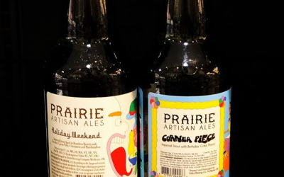 Couple new brews now in stock from @prairieales at our Perkins Rd location! Corner piece…