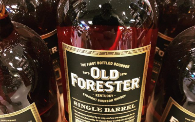 Our first pick of @oldforester Single Barrel Bourbon is now available at our Perkins Rd…