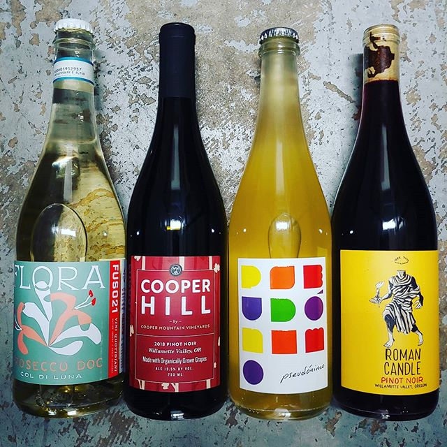 Some fun new wines from our friends at @vinowholesale! All available at our Perkins Rd…