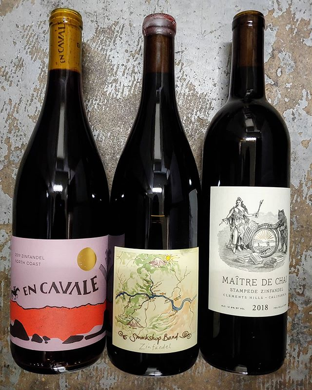 Zinfandel looks a little different these days – no jam or 15+ alcohols here! All…